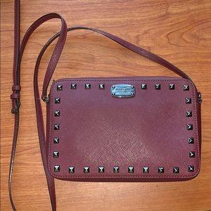 MICHAEL KORS Studded Crossbody Bag